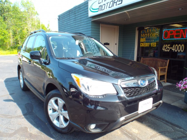 2015 SUBARU FORESTER 2.5I LIMITED for sale | Used Cars Twinsburg | Carena Motors