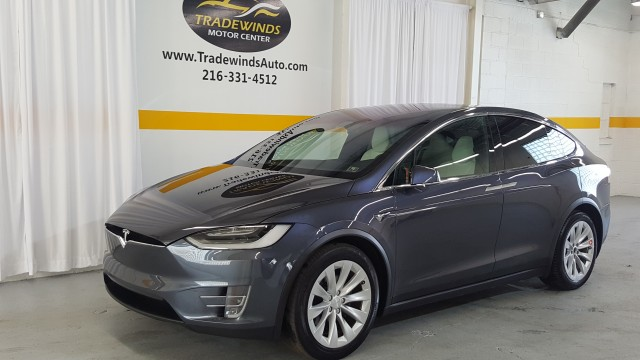 2017 Tesla Model X 90D for sale at Tradewinds Motor Center