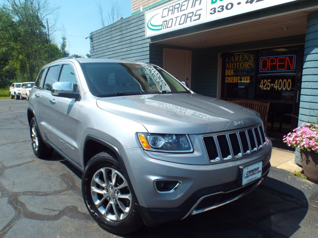 2015 JEEP GRAND CHEROKEE for sale at Carena Motors