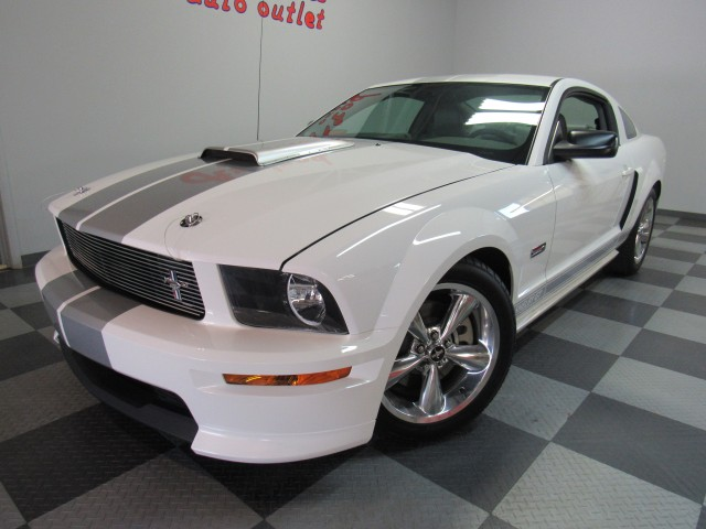 2007 Ford Mustang Shelby GT 350