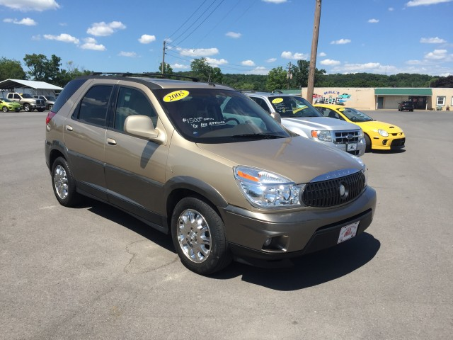 2005 Buick Rendezvous CX AWD for sale at Mull's Auto Sales