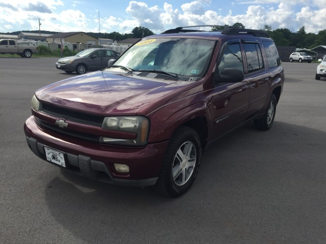 2004 Chevrolet TrailBlazer EXT LS 4WD for sale at Mull's Auto Sales