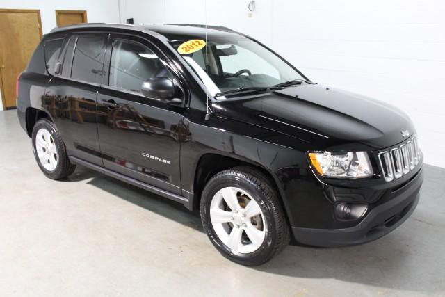 2012 JEEP COMPASS LATITUDE for sale | Used Cars Twinsburg | Carena Motors