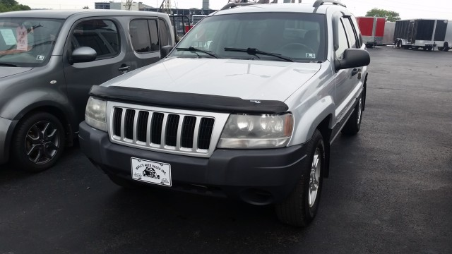 2004 Jeep Grand Cherokee Laredo 4WD for sale at Mull's Auto Sales