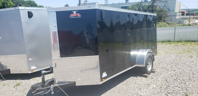2019 ANVIL 5 X 12 ENCLOSED   for sale at Mull's Auto Sales