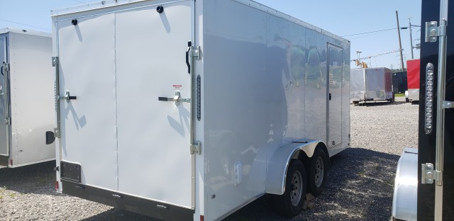 2019 ANVIL 7 X 16 ENCLOSED   for sale at Mull's Auto Sales