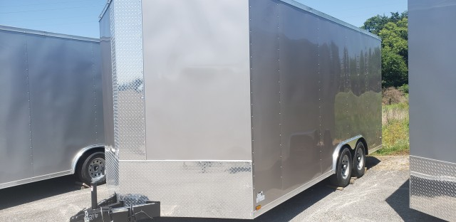 2019 ANVIL 8.5 x 18 enclosed  for sale at Mull's Auto Sales