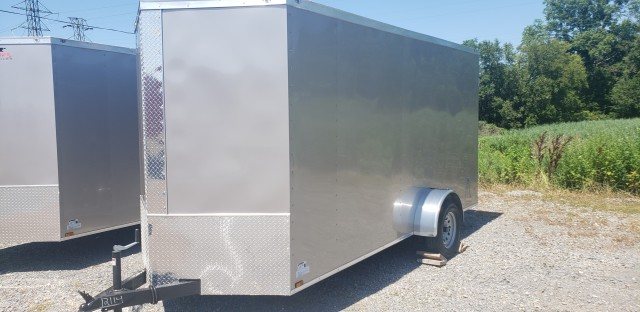 2019 ANVIL 6 X 14 ENCLOSED  for sale at Mull's Auto Sales