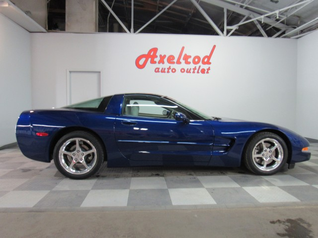 2004 Chevrolet Corvette Coupe in Cleveland