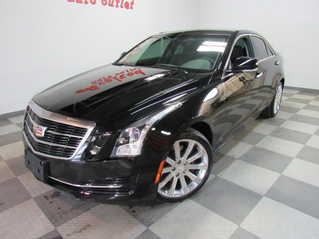 2018 Cadillac ATS 2.0L Luxury AWD