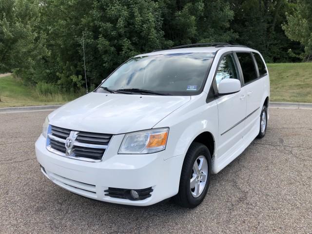 2010 Dodge Grand Caravan SXT WHEELCHAIR ACCESSIBLE VAN  for sale at Summit Auto Sales
