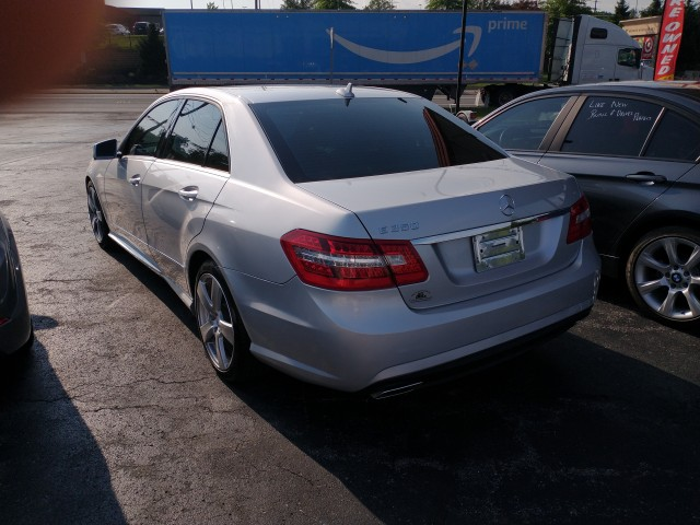 2011 Mercedes-Benz E-Class  for sale at Mull's Auto Sales