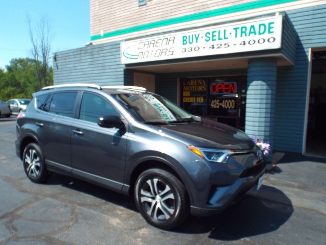 2016-TOYOTA-RAV4-LE-FOR-SALE-Twinsburg-Ohio for sale at Carena Motors