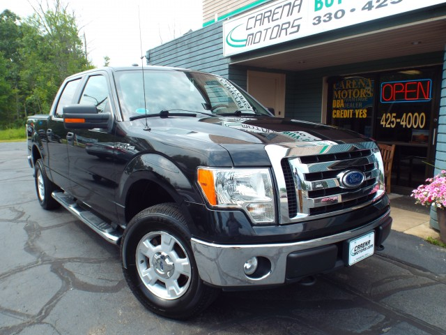 2010 FORD F150 SUPERCREW for sale at Carena Motors