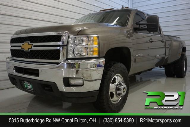 2011 CHEVROLET SILVERADO 2500HD LT CREW CAB 4WD for sale at R21 Motorsports