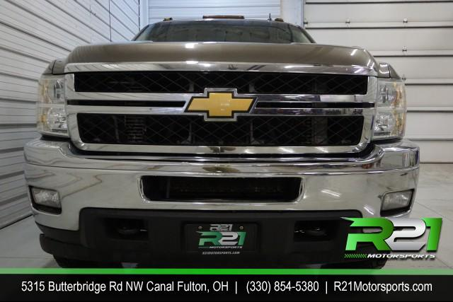 2013 CHEVROLET SILVERADO 3500HD LTZ CREW CAB 4WD DRW--INTERNET SALE PRICE ABSOLUTELY ENDS SATURDAY NOVEMBER 9TH!! for sale at R21 Motorsports