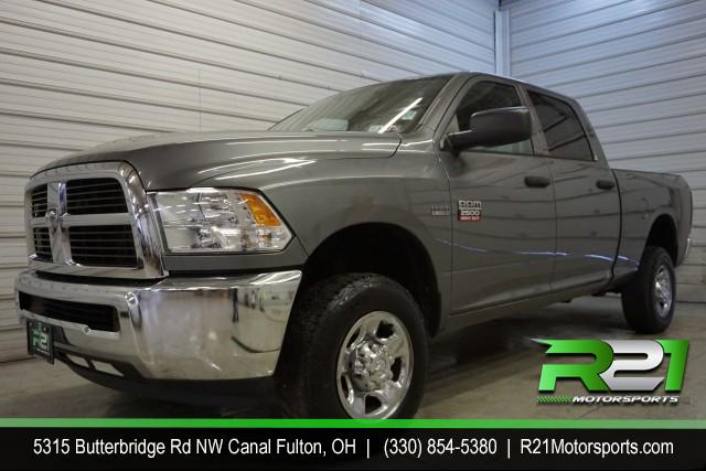 2014 RAM 2500 SLT Crew Cab SWB 4WD for sale at R21 Motorsports