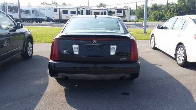 2006 Cadillac STS V6 for sale at Mull's Auto Sales