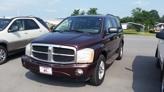 2004 Dodge Durango Limited 4WD for sale at Mull's Auto Sales