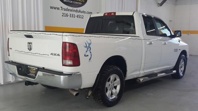 2014 DODGE RAM 1500 SLT for sale at Tradewinds Motor Center