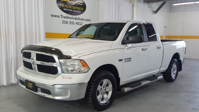 2014 DODGE RAM 1500 SLT for sale at Tradewinds Motor Center