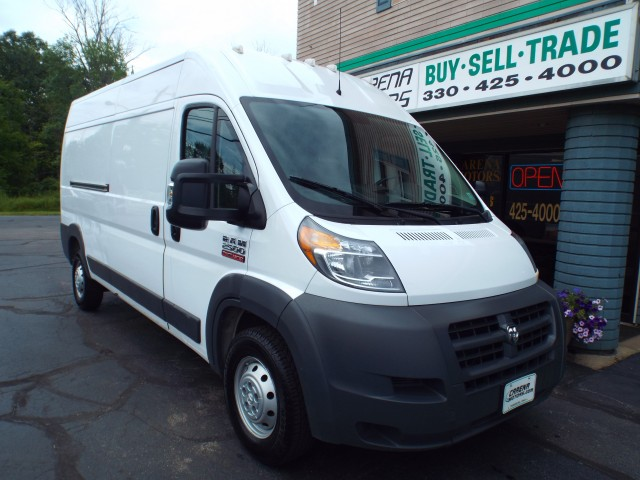2017 RAM PROMASTER 2500 2500 HIGH for sale in Twinsburg, Ohio