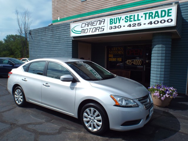 2015 NISSAN SENTRA SV for sale in Twinsburg, Ohio