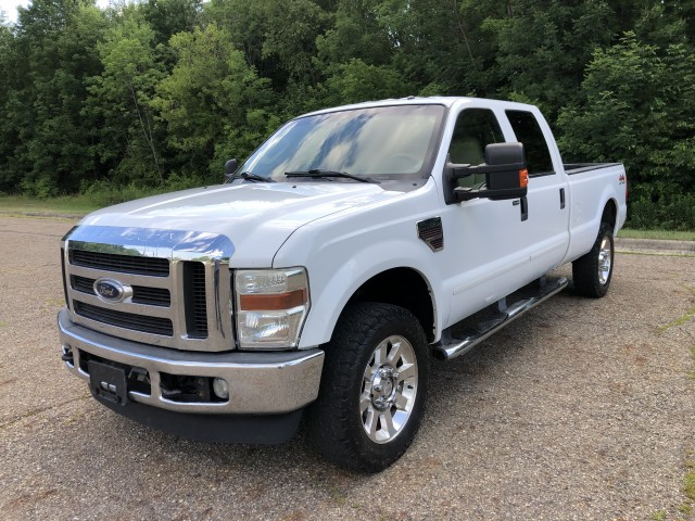 2008 Ford F-350 SD Lariat Crew Cab 4WD 6.4L TURBO DIESEL  for sale at Summit Auto Sales