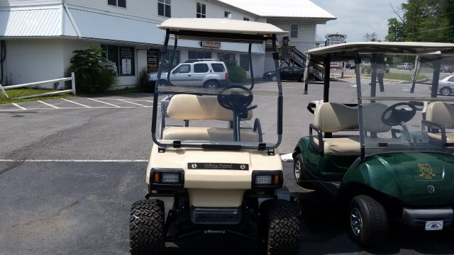 2011 Club car Ds GOLF CART for sale at Mull's Auto Sales
