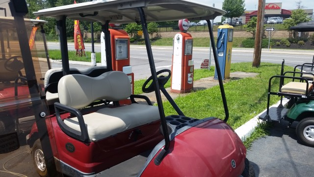 2010 Yamaha Drive GOLF CART for sale at Mull's Auto Sales