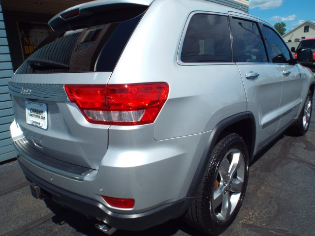 2012 JEEP GRAND CHEROKEE OVERLAND for sale at Carena Motors