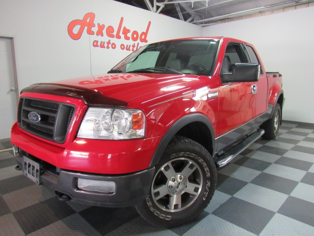 2004 Ford F-150 FX4 SuperCab Flareside 4WD
