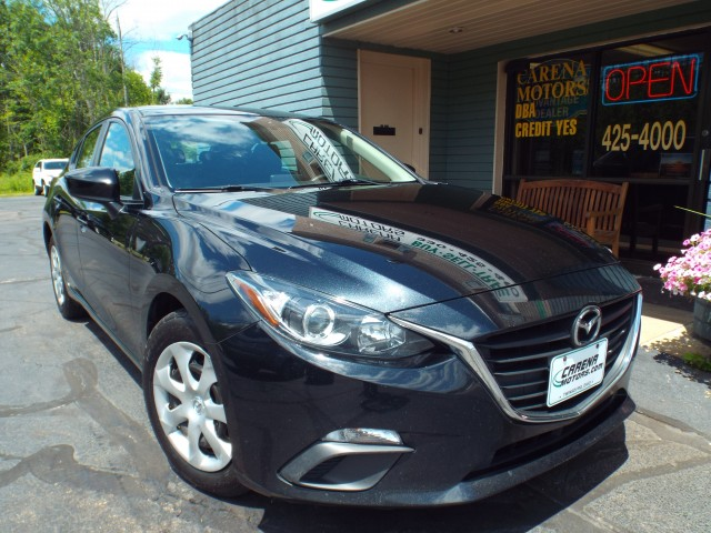 2015 MAZDA 3 SPORT for sale | Used Cars Twinsburg | Carena Motors