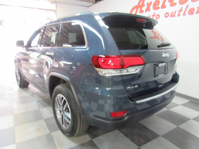 2020 Jeep Grand Cherokee Limited 4WD in Cleveland