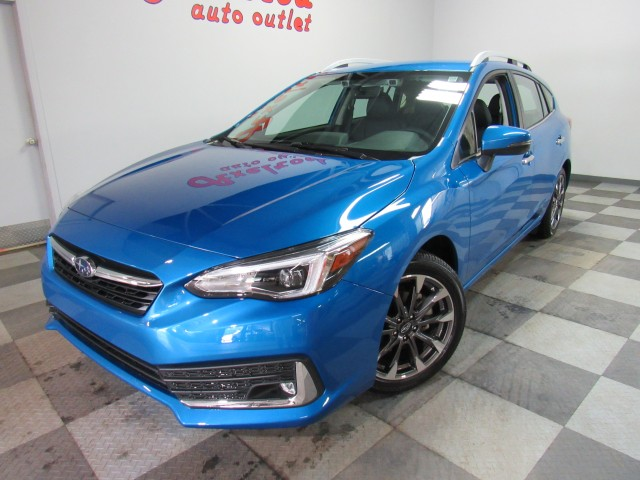 2020 Subaru Impreza 2.0i Limited CVT 5-Door