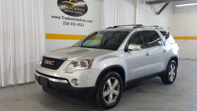 2010 GMC ACADIA SLT-1 for sale at Tradewinds Motor Center