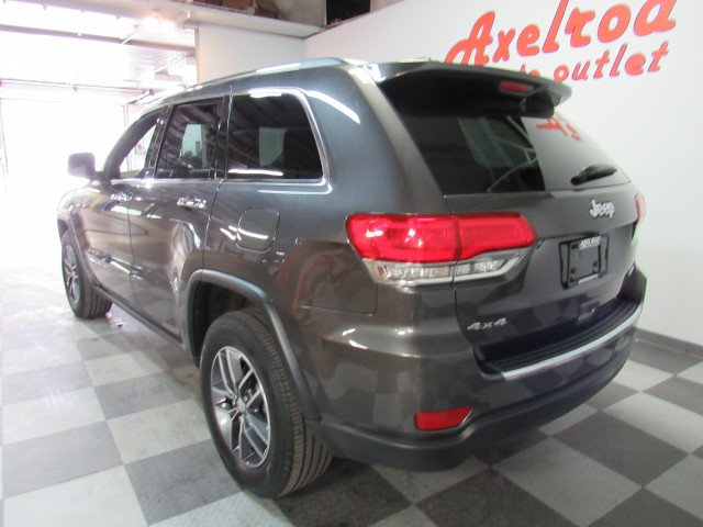 2017 Jeep Grand Cherokee Limited 4WD in Cleveland