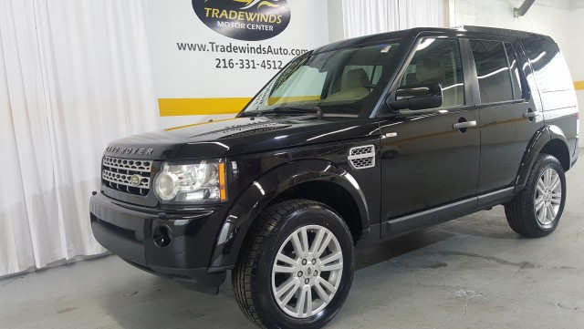 2010 LAND ROVER LR4 HSE for sale at Tradewinds Motor Center