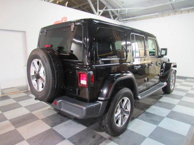 2018 Jeep Wrangler Unlimited Sahara in Cleveland