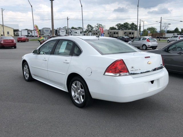 2011 Chevrolet Impala LT for sale at Mull's Auto Sales