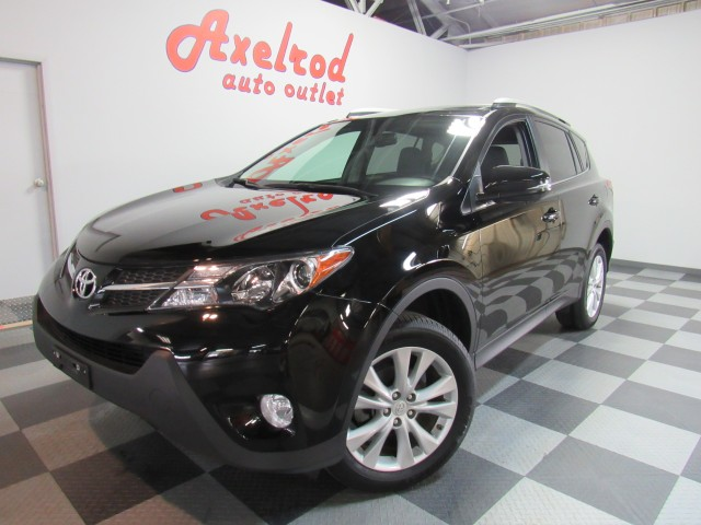 2015 toyota rav4 limited awd for sale at axelrod auto outlet view other sport utility 4 drs. Black Bedroom Furniture Sets. Home Design Ideas