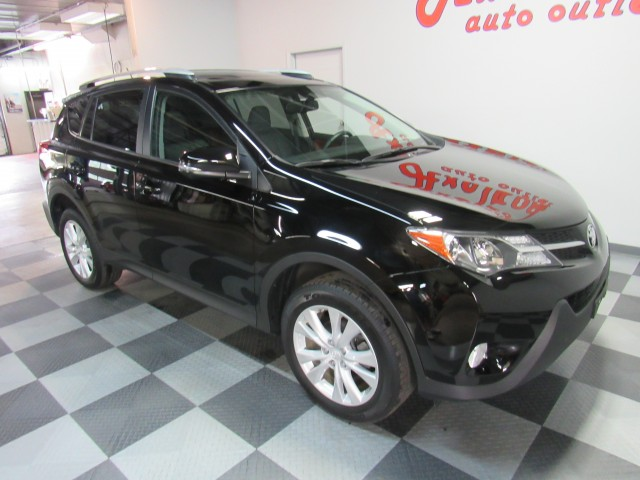2015 Toyota RAV4 Limited AWD in Cleveland