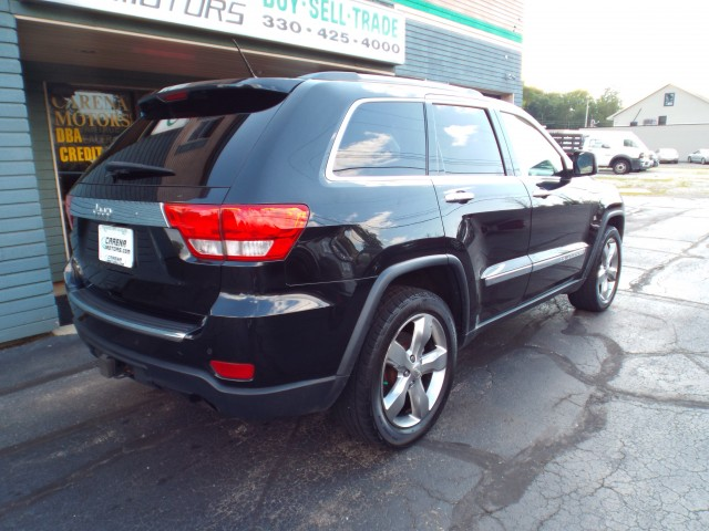 2013 JEEP GRAND CHEROKEE OVERLAND for sale at Carena Motors