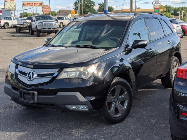 2007 Acura MDX Sport Package with Rear DVD System for sale at Tri-State Fine Cars