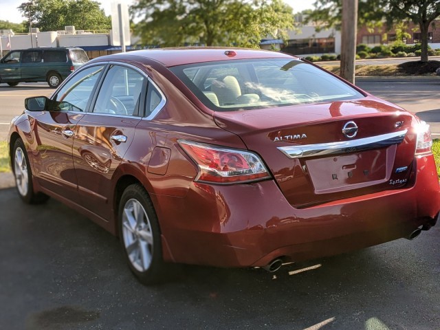 2014 Nissan Altima 2.5 SV for sale at Tri-State Fine Cars