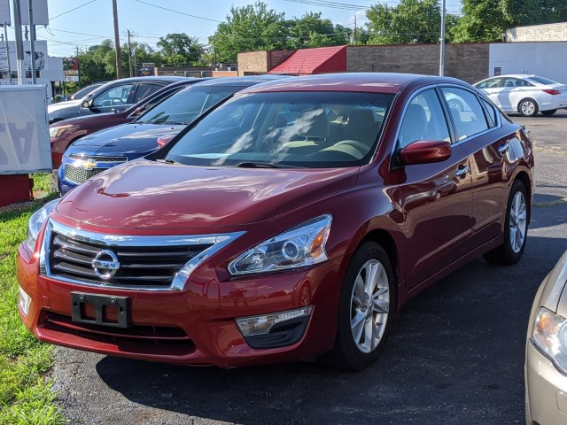 2014 Nissan Altima 2.5 SV for sale in Fairfield, Ohio
