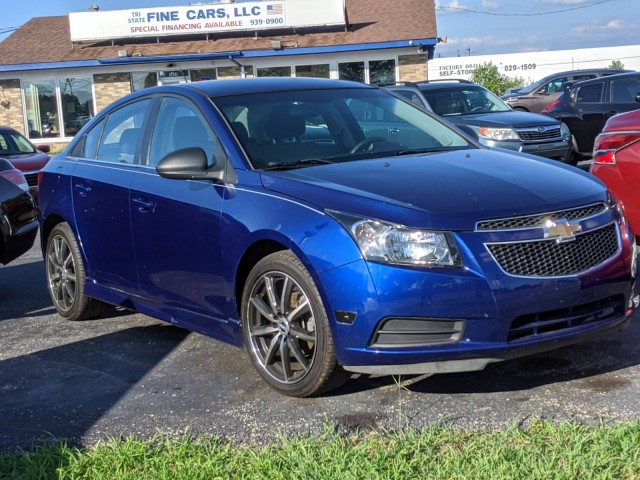 2012 Chevrolet Cruze 2LS for sale at Tri-State Fine Cars