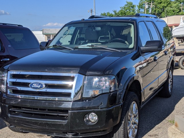 2011 Ford Expedition EL Limited 4WD for sale in Fairfield, Ohio