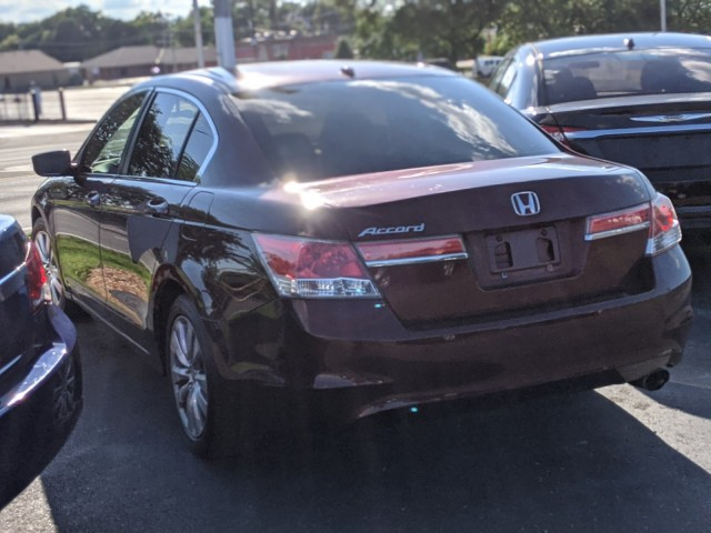 2011 Honda Accord EX-L Sedan AT for sale at Tri-State Fine Cars