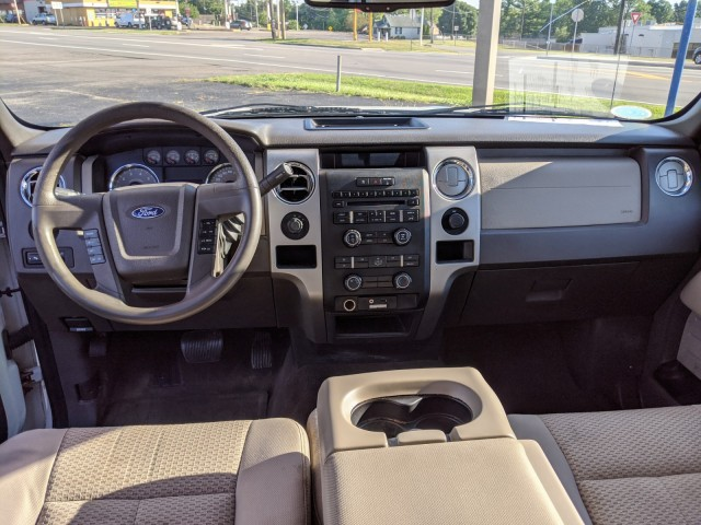 2010 Ford F-150 XLT SuperCab 6.5-ft. Bed 4WD for sale at Tri-State Fine Cars
